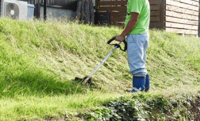 草刈り業者